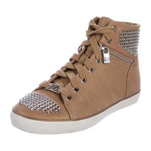 Michael Kors Borerum Studded High Top Sneakers